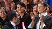 Benoît Hamon et sa compagne Gabrielle Guallar très complices à Bercy ! (PHOTO)