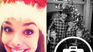 Britney Spears, Beyoncé, Caroline Receveur, Marine Lorphelin : Leur Noël sur Instagram ! (35 PHOTOS)