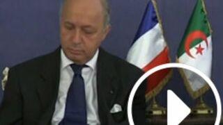 Laurent Fabius s'endort en pleine réunion officielle (VIDEO)