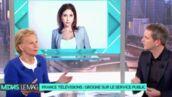 """Dialogues citoyens : Christine Ockrent flingue la spéciale de France 2 mais salue """"l'aplomb"""" de Léa Salamé (VIDÉOS)"""