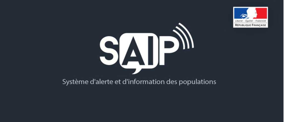 SAIP : Le Ministère de l\'Intérieur lance un nouveau système d\'alerte ...