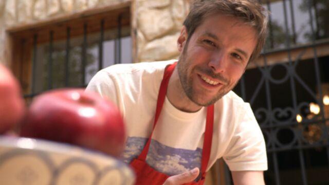 """Grégory Cuilleron (La Tournée des popotes, France 5) : """"J'ai tourné la page de Top chef"""""""