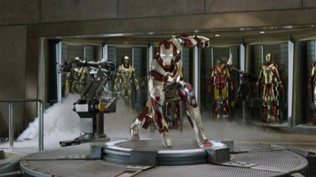 Iron Man 3 : le premier teaser explosif (VIDEO)