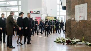 Philippe et Mathilde de Belgique commémorent les attentats qui ont frappé leur pays l'an passé