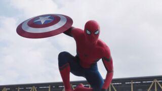 Spider-Man Homecoming : la première affiche dévoilée accidentellement sur les réseaux sociaux ? (PHOTO)