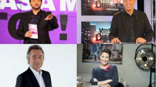 Sondage : qui est le meilleur présentateur de talk-show à 19 heures ?