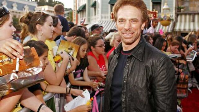 Le producteur Jerry Bruckheimer a reçu son étoile à Hollywood