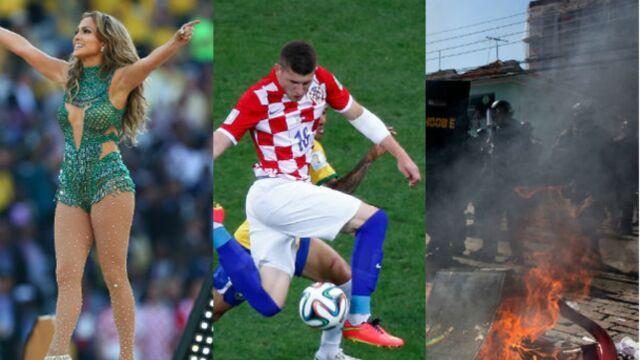 La Coupe du monde met le feu au Brésil ! (PHOTOS)