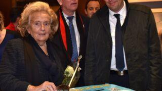 Pour la première fois, Bernadette Chirac était absente au lancement de l'opération Pièces jaunes