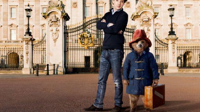 Guillaume Gallienne donne sa voix à l'ours Paddington (VIDEO)