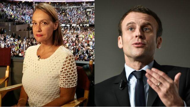 Laurence Haïm quitte iTELE… et devient l'une des porte-parole d'Emmanuel Macron !