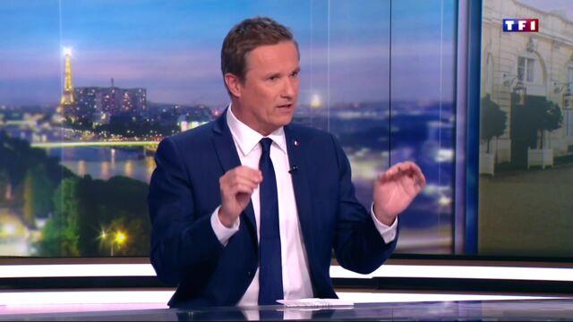 En colère, Nicolas Dupont-Aignan quitte brusquement le 20H de TF1 (VIDEO)
