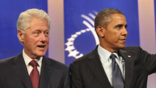A peine arrivé sur Twitter, le président Barack Obama chambré par Bill Clinton