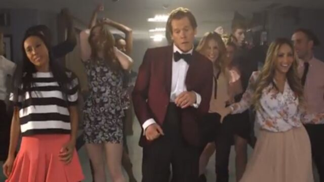 The Tonight Show : Kevin Bacon rejoue Footloose pour les 30 ans du film (VIDEO)
