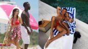 Bacary Sagna avec sa sublime femme Ludivine en bikini, Ronaldo avec son fils... Les footballeurs en vacances (32 PHOTOS)