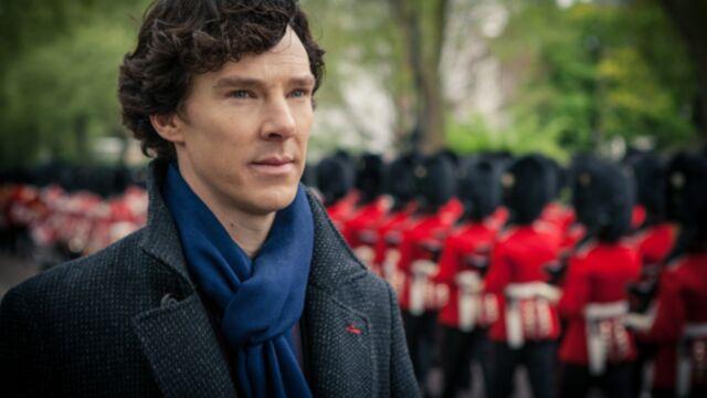 Benedict Cumberbatch (Sherlock) en roi shakespearien
