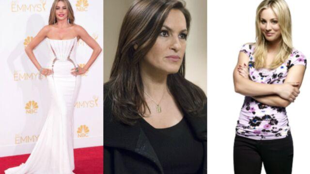 Le Top 10 des actrices américaines les mieux payées de la télé (PHOTOS)