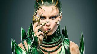 Power Rangers, le reboot : découvrez le look de méchante d'Elizabeth Banks
