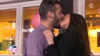 Secret Story 9 : Entre Mélanie et Julie, le cœur de Loïc balance dangereusement…