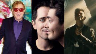 Elton John, Kev Adams et Gad Elmaleh, David Bowie... Les événements culturels de 2016