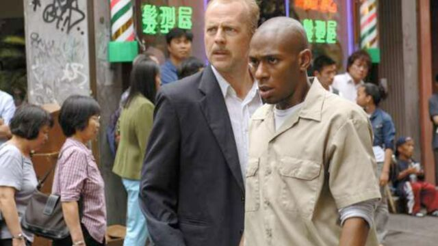 TF1 leader grâce à Bruce Willis