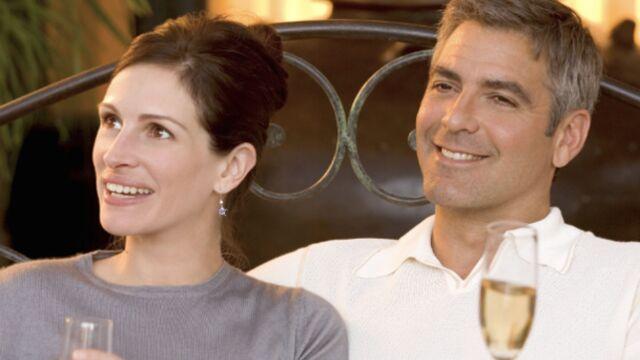 George Clooney, pris en otage en direct avec Julia Roberts