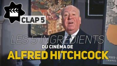 Rebecca (Arte) : les 5 ingrédients d'un film d'Alfred Hitchcock (CLAP 5 VIDEO)