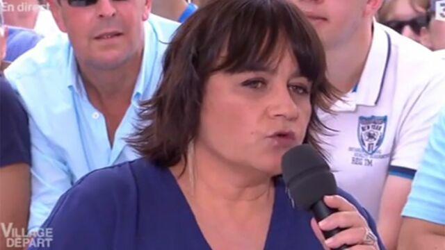 """Lisa Angell propose d'envoyer """"une petite jeune"""" pour l'Eurovision 2016"""
