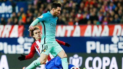 Atlético Madrid/FC Barcelone : Antoine Griezmann rattrapera-t-il Lionel Messi ?