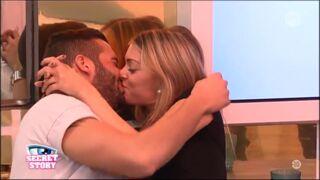 """Secret Story 9 : Mélanie """"embrasse"""" Loïc, Ali nominé au coté de Nicolas"""
