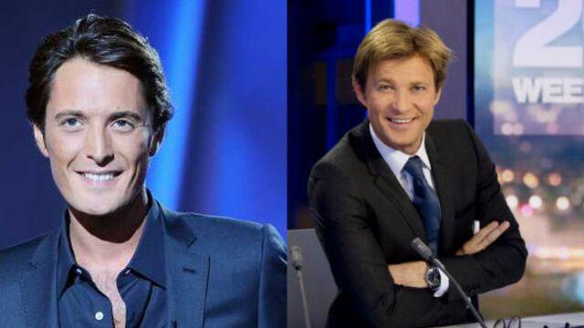 Ils ont buzzé cette semaine : Vincent Cerruti, Laurent Delahousse...