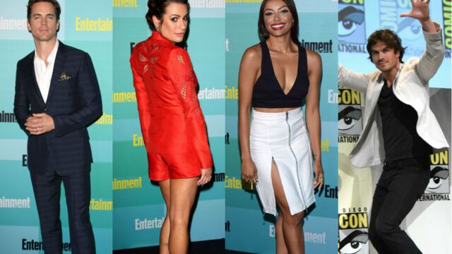The Walking Dead, Vampire Diaries, Arrow, Flash : toutes les stars du Comic Con (PHOTOS)