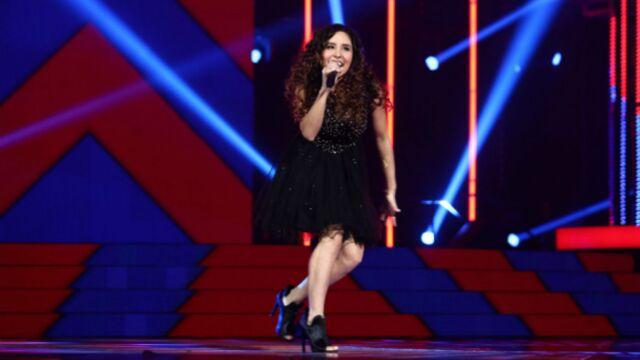 """Francès-Isabel (Nouvelle Star) : """"C'était très dur de voir les jurés baisser les yeux pendant que je chantais"""""""