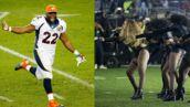 """Le sacre des Broncos, Beyoncé et ses """"girls"""" sur la pelouse... Retour sur les moments marquants du 50° Super Bowl (22 PHOTOS)"""