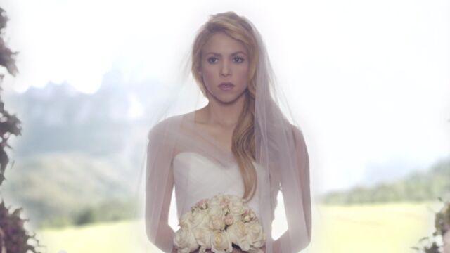 Shakira virginale dans son nouveau clip Empire (VIDEO)