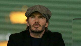 Pour la fête des mères, David Beckham comme vous ne l'avez jamais vu !
