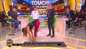 Touche pas à mon sport (D8) : Découvrez la séance de yoga sexy de Clio Pajczer (VIDEO)
