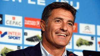 Olympique de Marseille : Michel séduit pour sa première conférence de presse