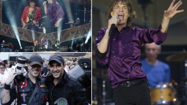 Les Rolling Stones font vibrer le Stade de France (PHOTOS)