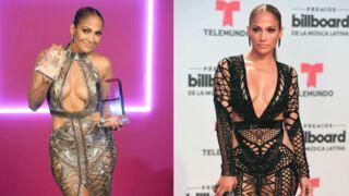 Jennifer Lopez ultra sexy et décolletée aux Billboard Latin Music Awards 2017 (8 PHOTOS)