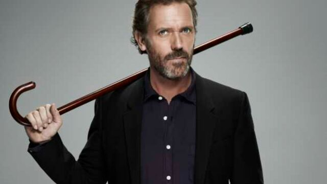 Hugh Laurie : de Dr House à Barbe Noire