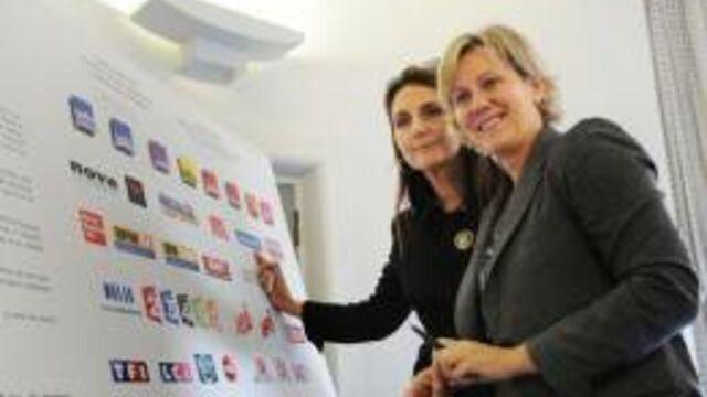 Une charte pour améliorer l'image des femmes dans les médias