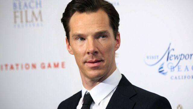 Bon anniversaire Benedict Cumberbatch
