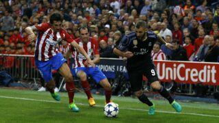 Quand l'action de Benzema face à l'Atlético Madrid est détournée, c'est drôle !