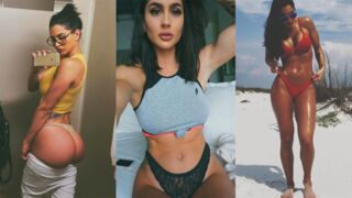 Sexy : une ex-militaire devient une star du fitness sur Instagram ! (17 PHOTOS)