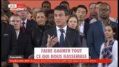 Manuel Valls annonce qu'il est candidat à l'élection présidentielle (VIDEO)