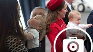 Le prince George en Nouvelle-Zélande : ooohhh il est trop chou ! (14 photos)
