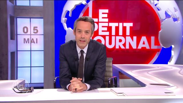 TF1 confirme l'arrivée de Yann Barthès à la rentrée