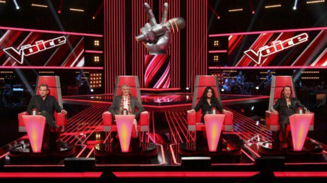 La finale de The Voice face à l'Eurovision le 18 mai