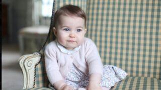 La princesse Charlotte, petite-sœur de baby George, prise en photo par Kate. Adorable !